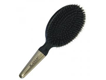 Kansai Paddle Brush Oval Rosegold 14 reihig