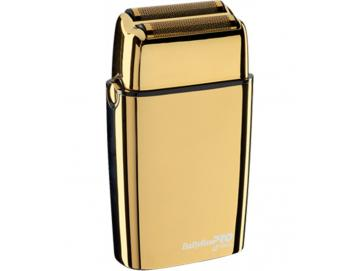 BaByliss Pro FoilFX02 Gold Double Foil Barber Hair Shaver/BabylissPro Trimmer