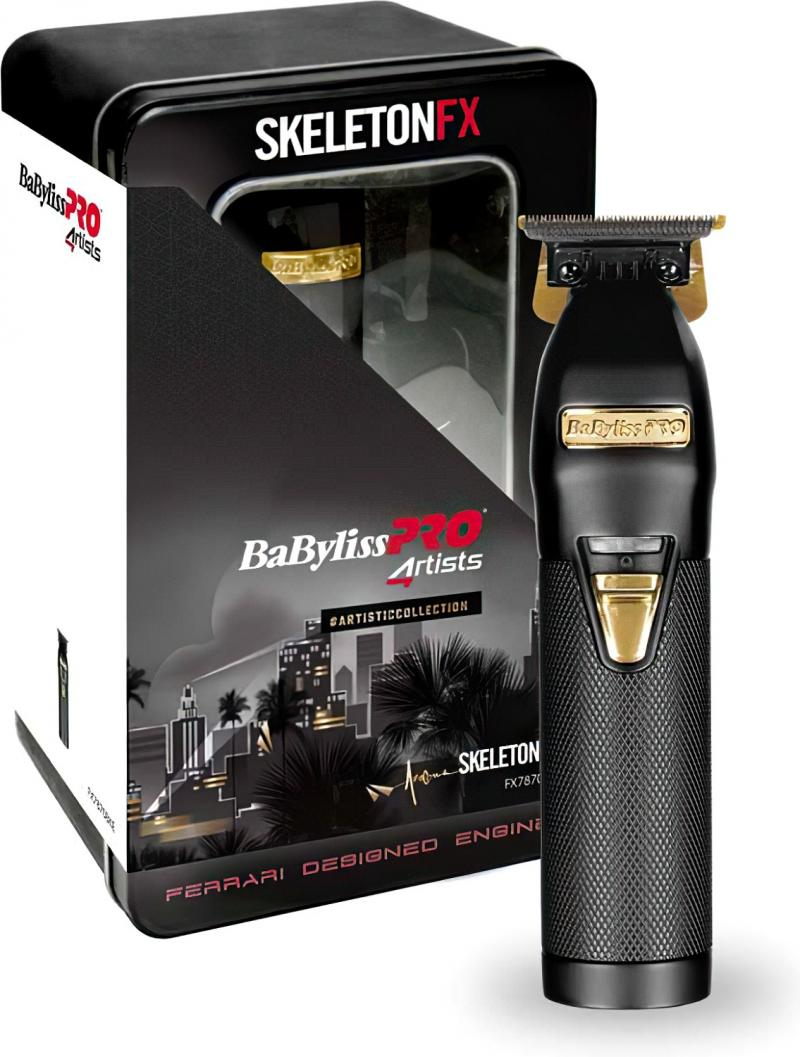 BaByliss PRO 4Artists Skeleton FX Black FX7870BKE