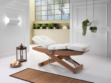 Kosmetik SESSEL UND LIEGE COLONIAL WOOD SPA